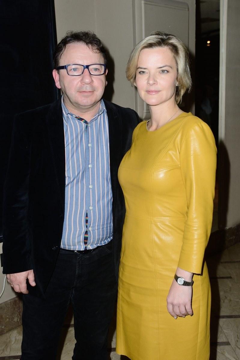 Zbigniew Zamachowski z żoną Moniką /Jarosław Antoniak / MWMedia /MWMedia
