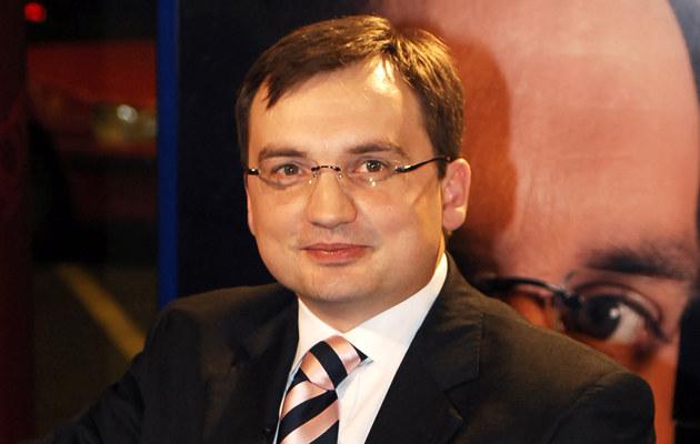 Zbigniew Ziobro, fot.Andras Szilagyi  /MWMedia