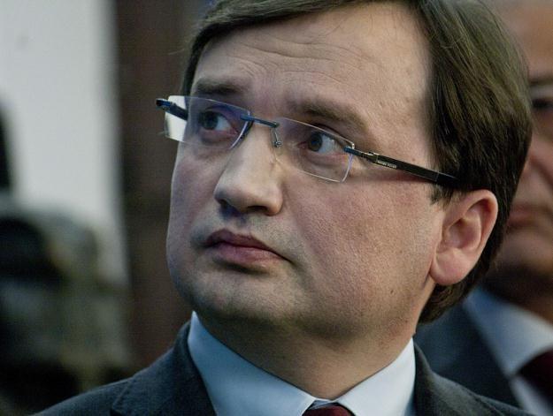 Zbigniew Ziobro/ fot. Krystian Dobuszyński /Reporter