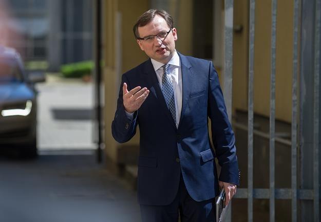 Zbigniew Ziobro. Fot. Marcin Krupa /East News