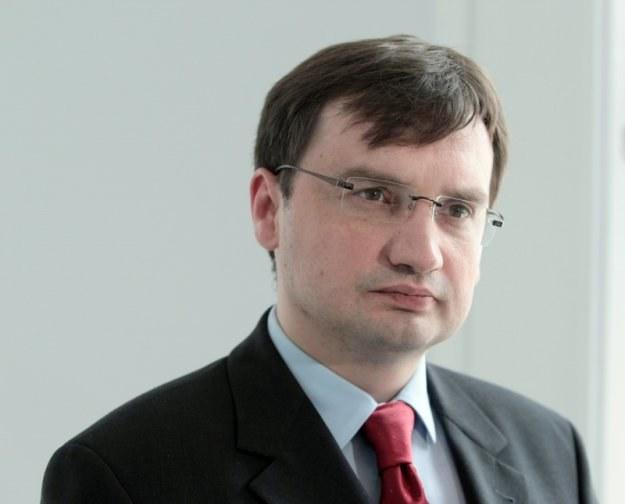 Zbigniew Ziobro, fot. Piotr Blawicki /Agencja SE/East News
