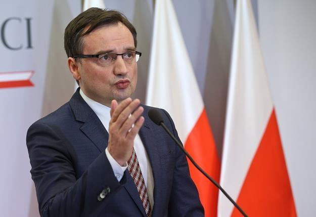 Zbigniew Ziobro /fot. Rafał Guz /PAP