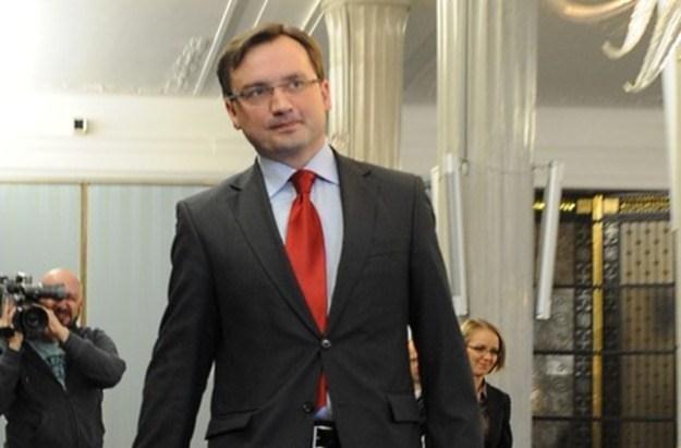 Zbigniew Ziobro, fot W. Rozbicki /Reporter