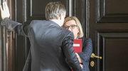 Zbigniew Ziobro i Beata Kempa pogrążeni w rozmowie w Sejmie