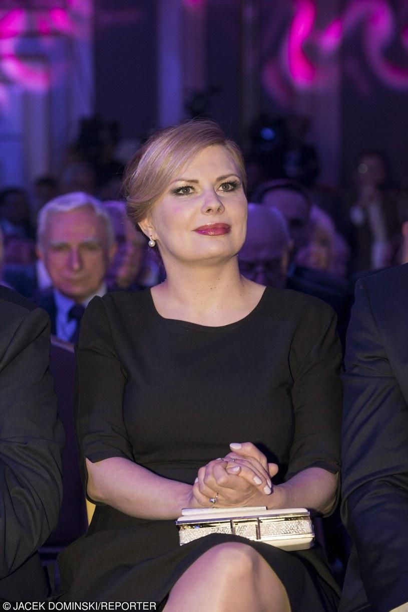 Zbigniew Ziobro i Patrycja Kotecka /Reporter