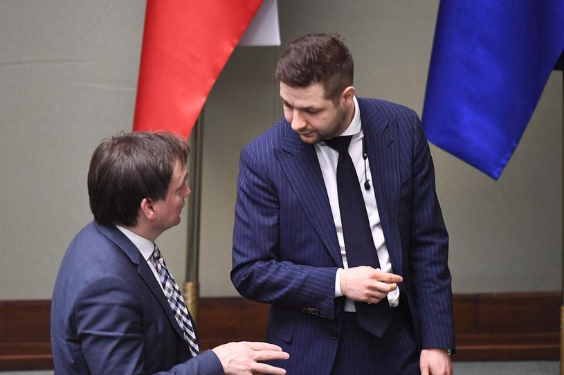 Zbigniew Ziobro i Patryk Jaki /Mateusz Jagielski /East News