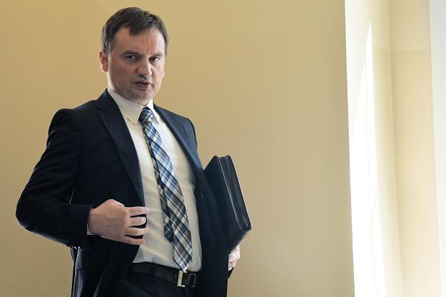 Zbigniew Ziobro, minister sprawiedliwości, prokurator generalny /PAP