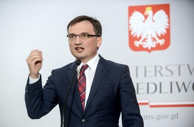 Zbigniew Ziobro obstaje przy 25 latach więzienia za fałszowanie faktur /PAP