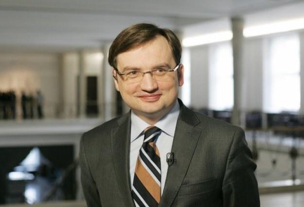 Zbigniew Ziobro stanie Trybunałem Stanu/fot. P. Kowalczyk /Agencja SE/East News