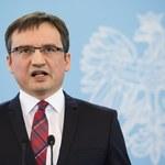 Zbigniew Ziobro zaostrzy kary dla sędziów i prokuratorów