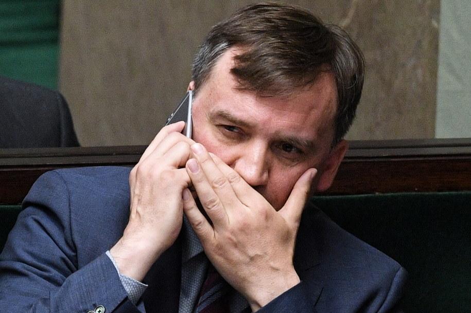 Zbigniew Ziobro zapowiedział, że weźmie pod lupę prokuratorów z Krakowa /Piotr Nowak /PAP