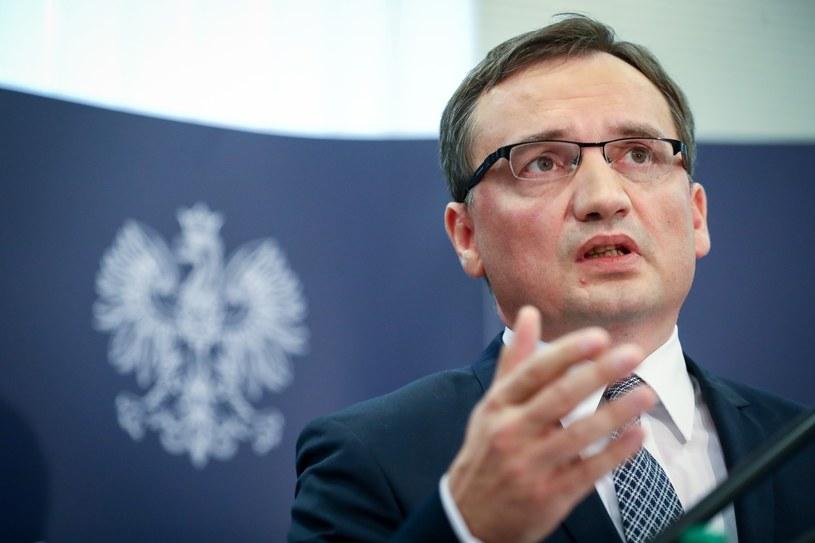 Zbigniew Ziobro Zbigniew Ziobro /Andrzej Iwańczuk/Reporter /East News