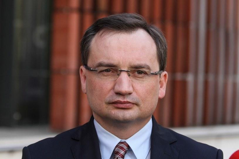 Zbigniew Ziobro, zdj. ilustracyjne /Jan Graczyński /East News
