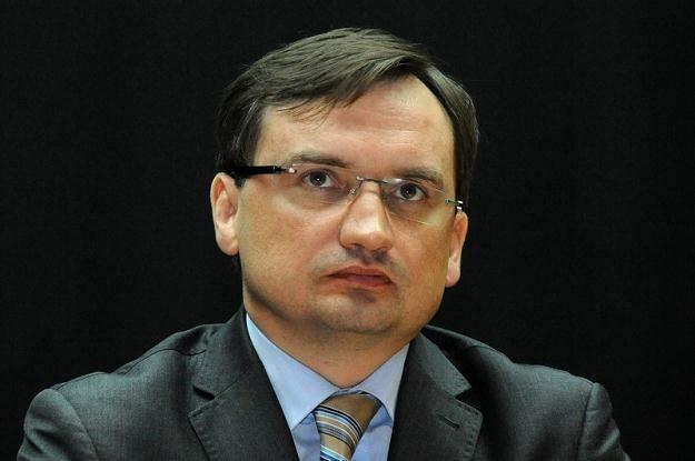 Zbigniew Ziobro /W. Strożyk /Reporter