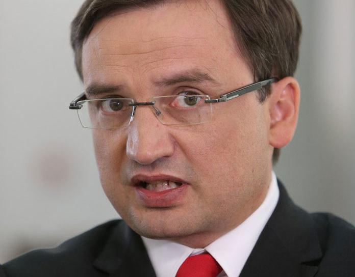 Zbigniew Ziobro /STANISLAW KOWALCZUK /East News