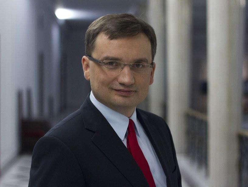 Zbigniew Ziobro /Krystian Dobuszyński /Reporter