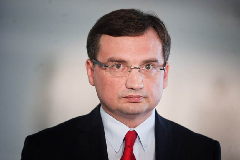 Zbigniew Ziobro /Adam Guz /Reporter