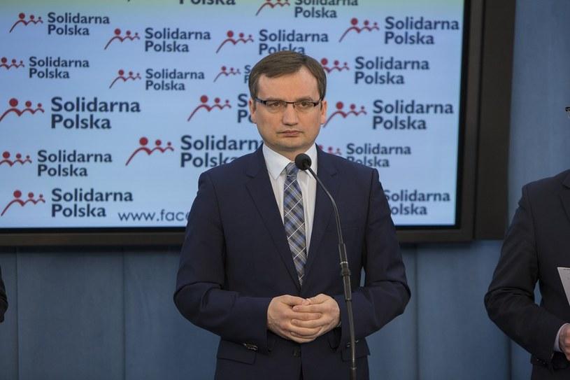 Zbigniew Ziobro /Anna Abako /East News