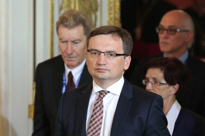 Zbigniew Ziobro /Fot: Paweł Wrzecion / MW Media /MWMedia