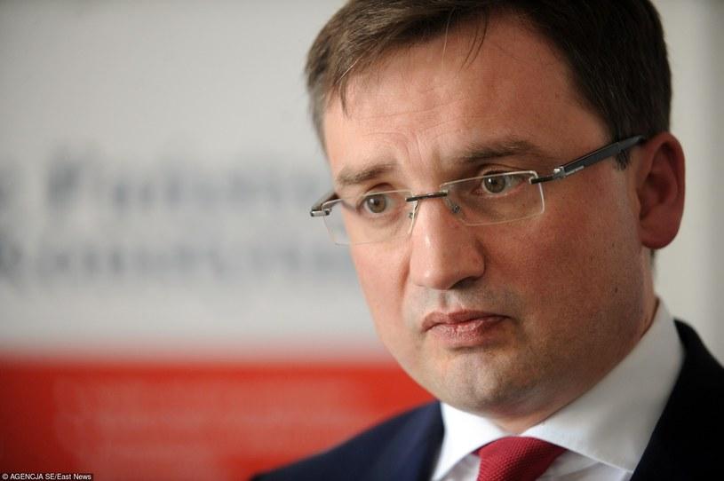 Zbigniew Ziobro / Maciej Giller /Agencja SE/East News