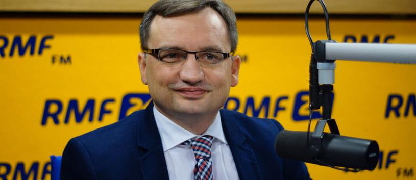 Zbigniew Ziobro /RMF