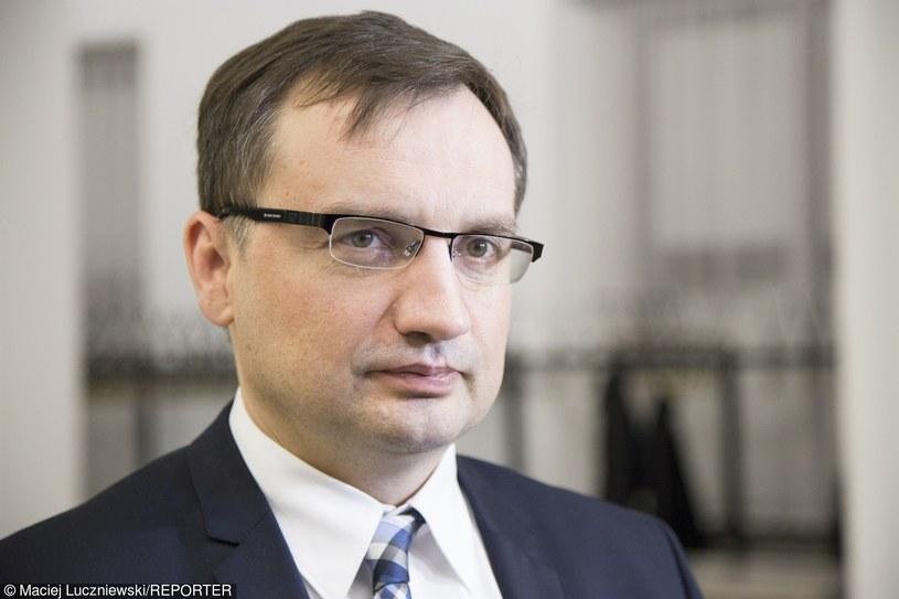Zbigniew Ziobro /Maciej Luczniewski/REPORTER /East News