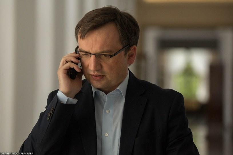 Zbigniew Ziobro /Darek Redos /Reporter