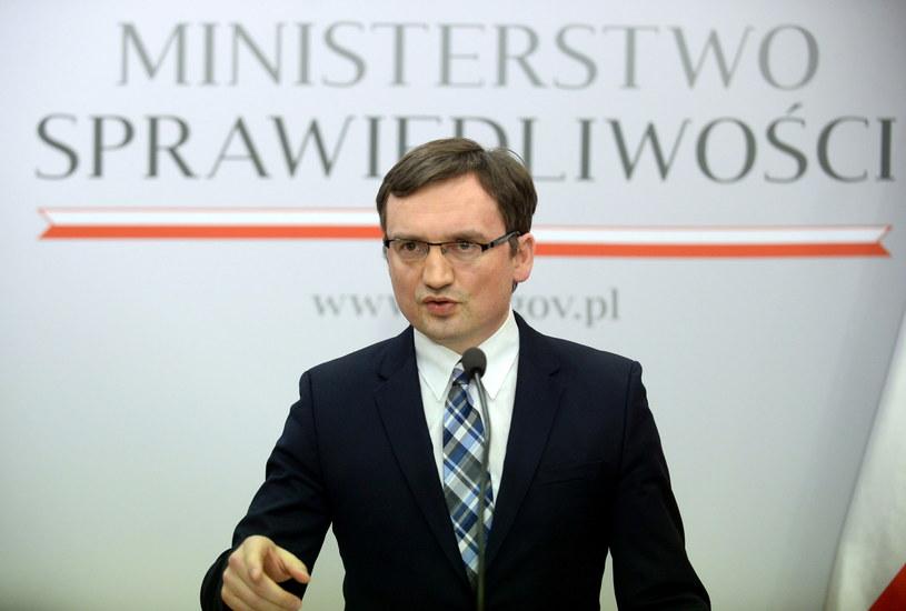 Zbigniew Ziobro /Bartłomiej Zborowski /PAP