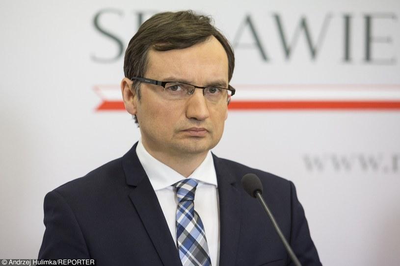 Zbigniew Ziobro /Andrzej Hulimka/Reporter /East News