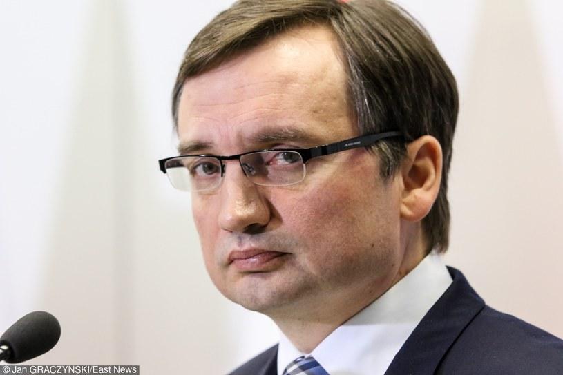 Zbigniew Ziobro /Fot. Jan Graczyński /East News