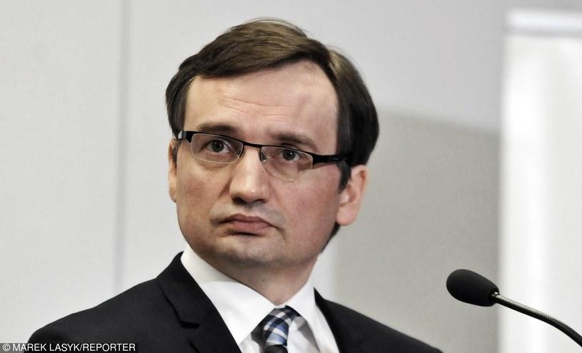 Zbigniew Ziobro /Marek Lasyk  /Reporter