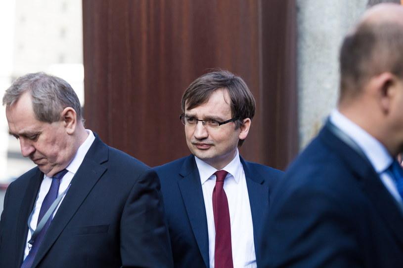 Zbigniew Ziobro /Marek Zakrzewski /PAP