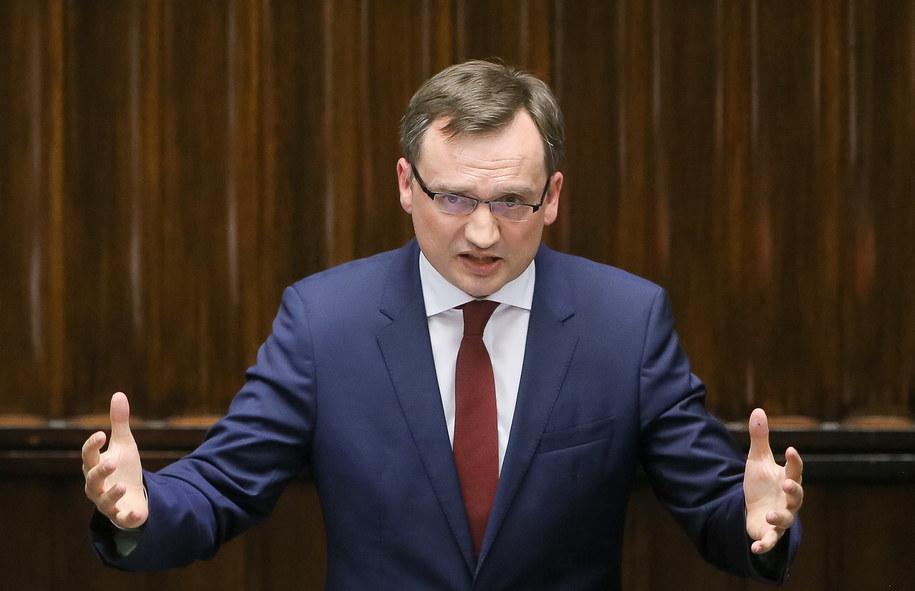 Zbigniew Ziobro /PAP/Paweł Supernak /PAP