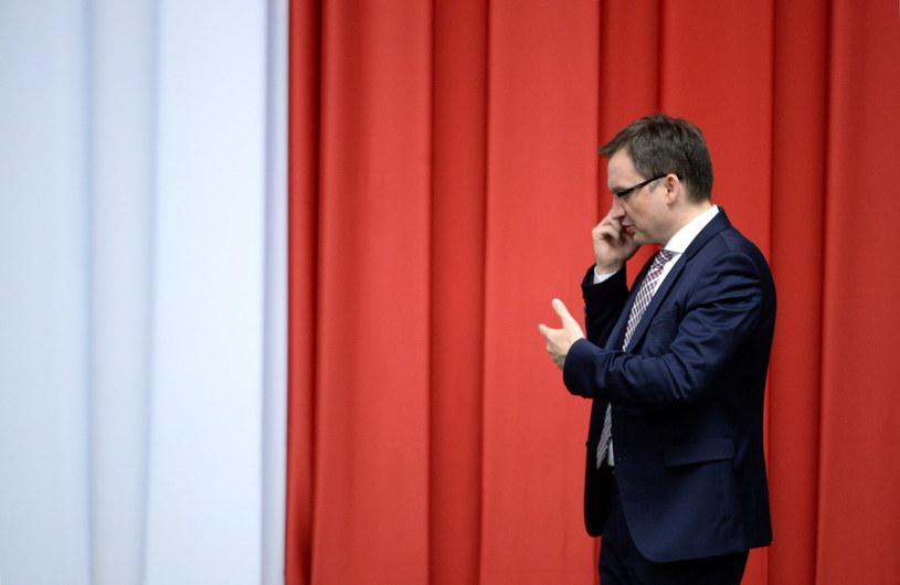 Zbigniew Ziobro /Jacek Turczyk /PAP