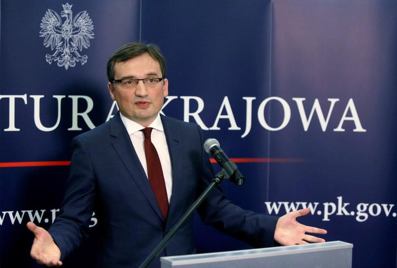 Zbigniew Ziobro /Tomasz Gzell /PAP