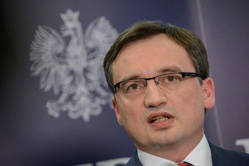 Zbigniew Ziobro /Mariusz Gaczyński /East News