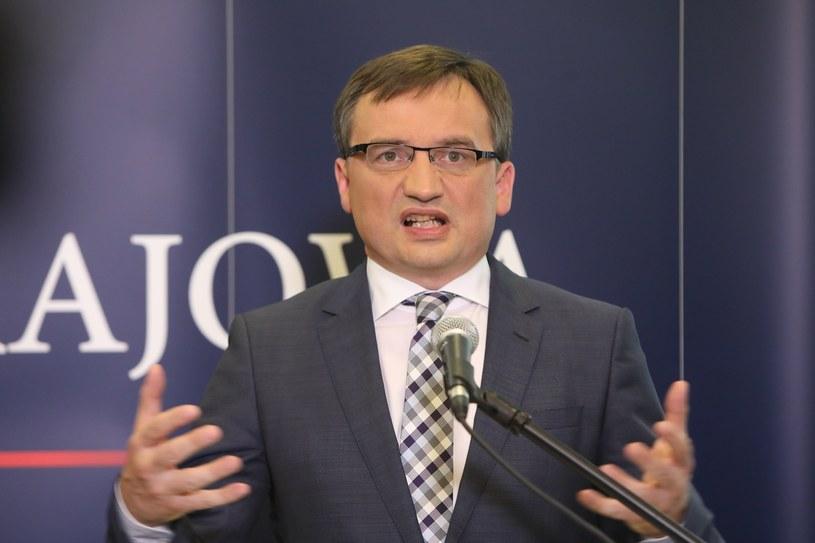 Zbigniew Ziobro /Stanisław Kowalczuk /East News