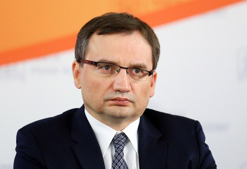 Zbigniew Ziobro /Mariusz Grzelak/REPORTER /East News