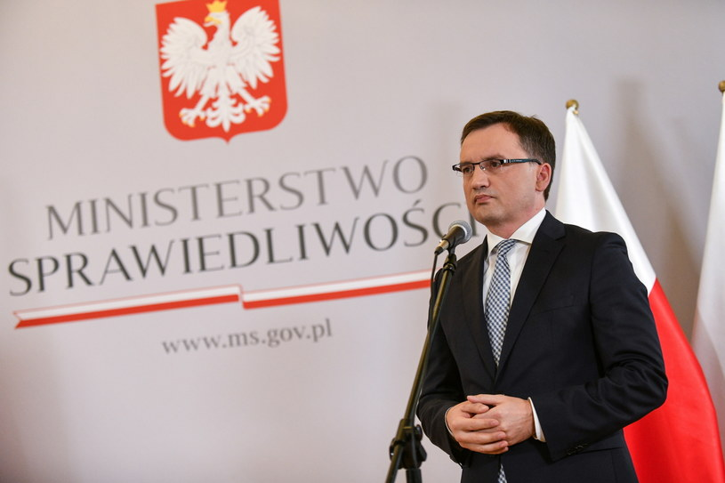 Zbigniew Ziobro /Marcin Obara /PAP