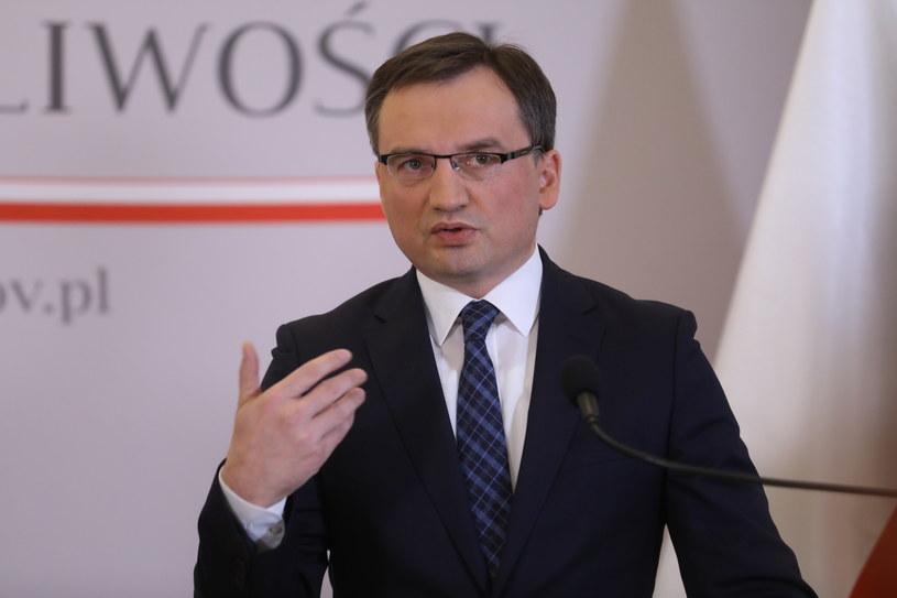 Zbigniew Ziobro /Rafał Guz /PAP