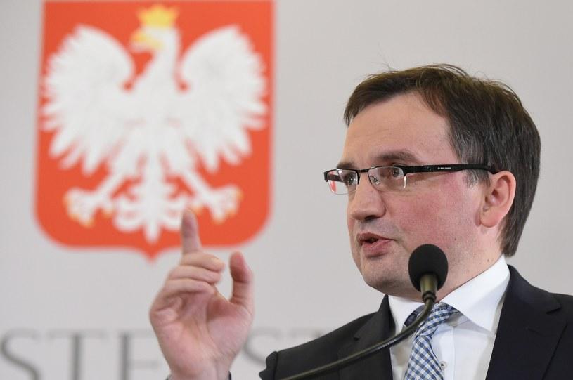 Zbigniew Ziobro /Rafal Oleksiewicz /Reporter