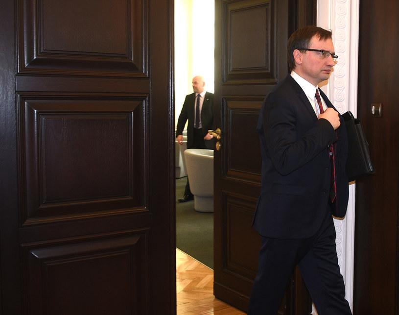 Zbigniew Ziobro /Adam Chełstowski /Agencja FORUM