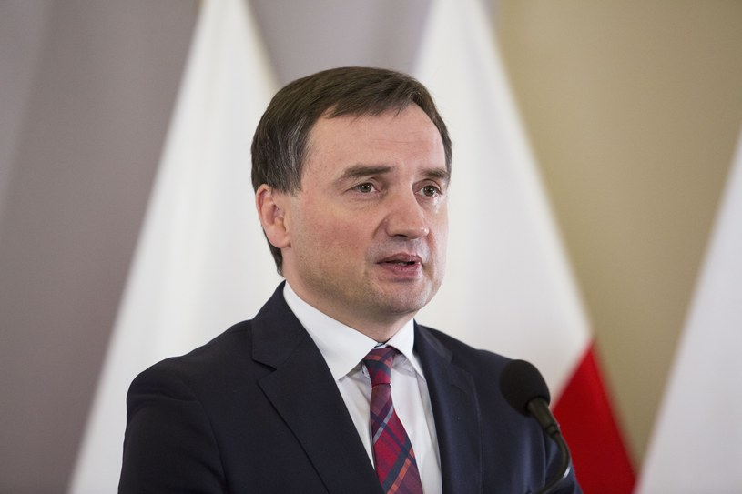 Zbigniew Ziobro /Andrzej Hulimka  /Reporter