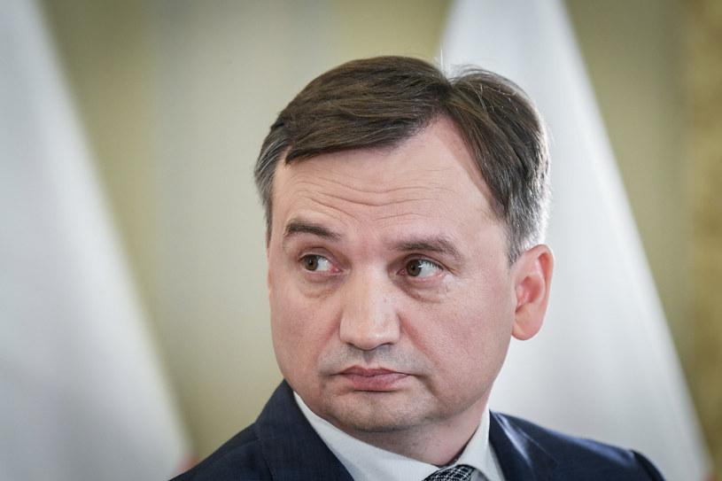Zbigniew Ziobro /Jacek Dominski/ /Reporter