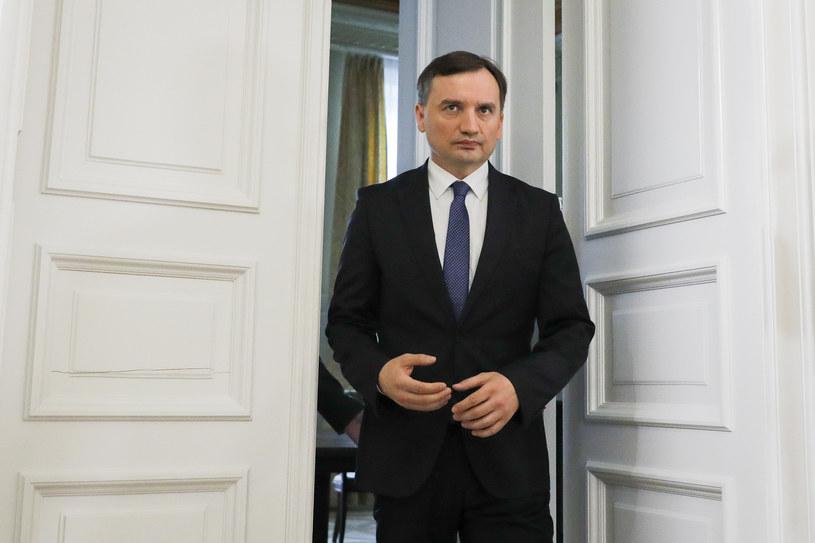 Zbigniew Ziobro /Grzegorz Banaszak /Reporter