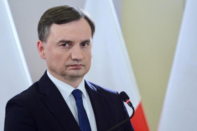 Zbigniew Ziobro / Jakub Kamiński    /PAP