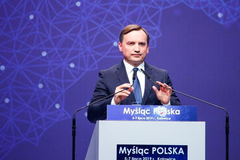 Zbigniew Ziobro /Tomasz Kawka /East News