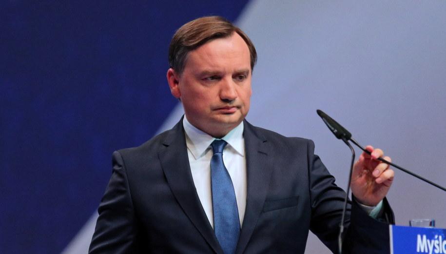 Zbigniew Ziobro / Andrzej Grygiel    /PAP