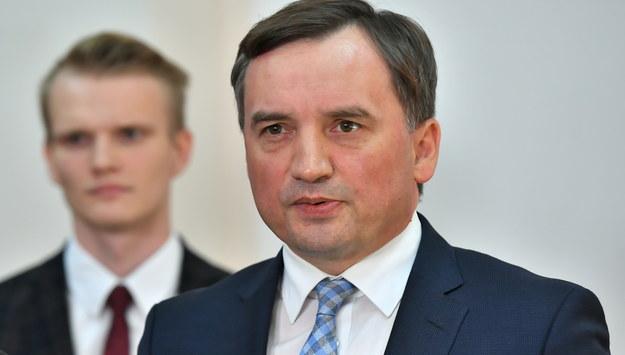 Zbigniew Ziobro / Maciej Kulczyński    /PAP