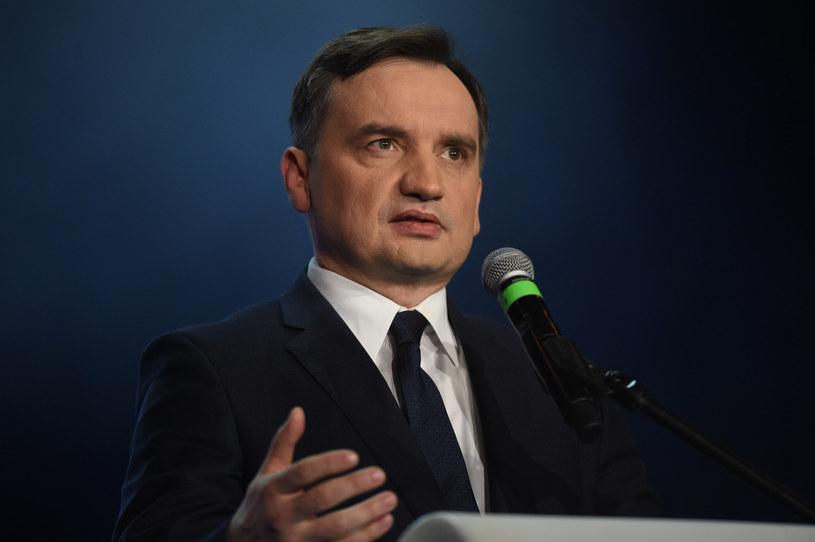 Zbigniew Ziobro /Zbyszek Kaczmarek /Reporter